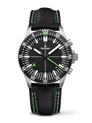 Damasko DC82 Green Chronograph Watch