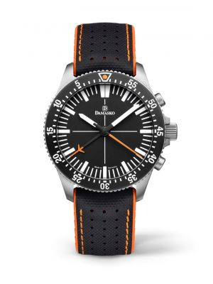 Damasko DC80 Orange Chronograph Watch