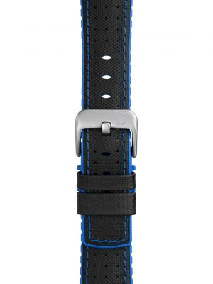Damasko Leather-Rubber Watch Straps