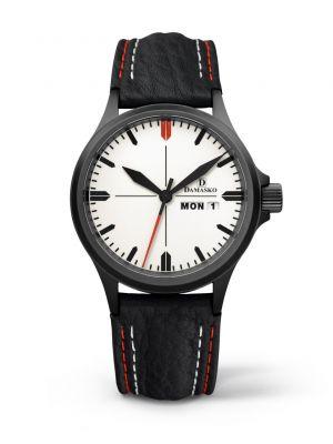 Damasko DA35 Black Pilot Watch