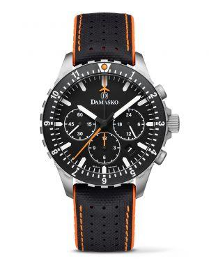 Damasko DC86 Orange Chronograph Watch