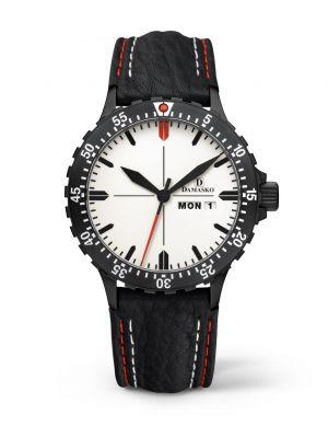 Damasko DA45 Black Pilot Watch